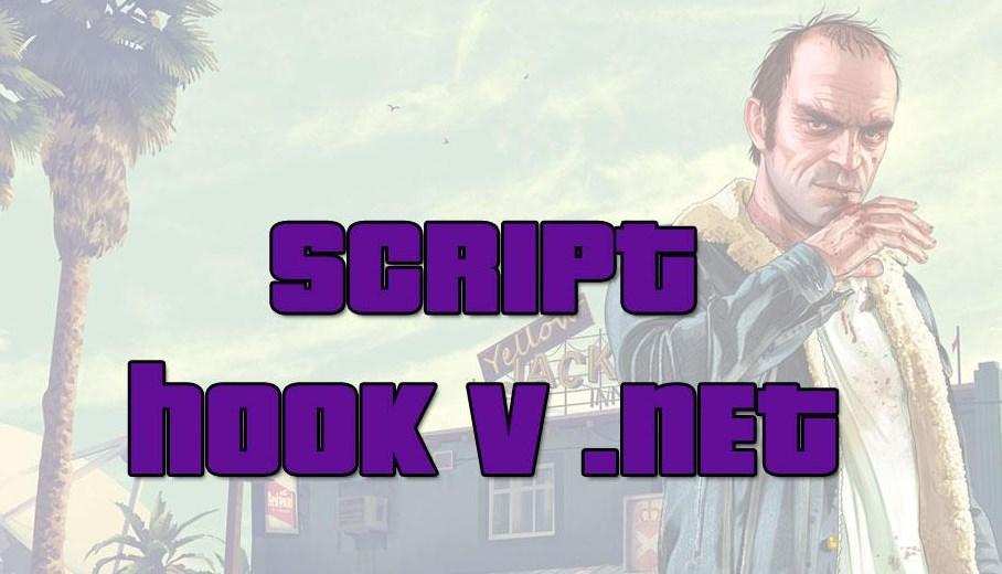 ScriptHook V .NET - Загрузчик модов на языке .NET [2.10.5]