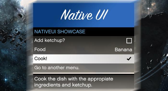 NativeUI версия 1.7 для GTA 5