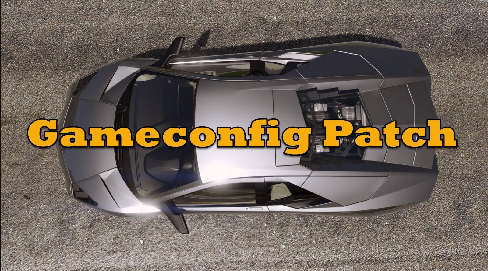 Gameconfig Patch - Патч конфига игры для DLC модов [1290.1]