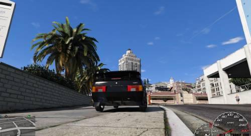 ВАЗ 2114 - Мод четырка для GTA 5