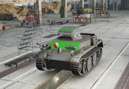 """Мод """"Уязвимые места танков"""" для WOT [0.9.21.0.3]"""