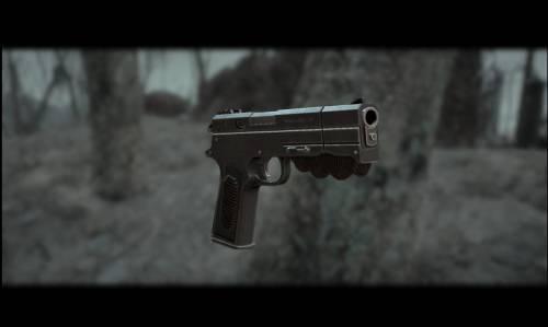 Colt 6520 10mm для Fallout 4