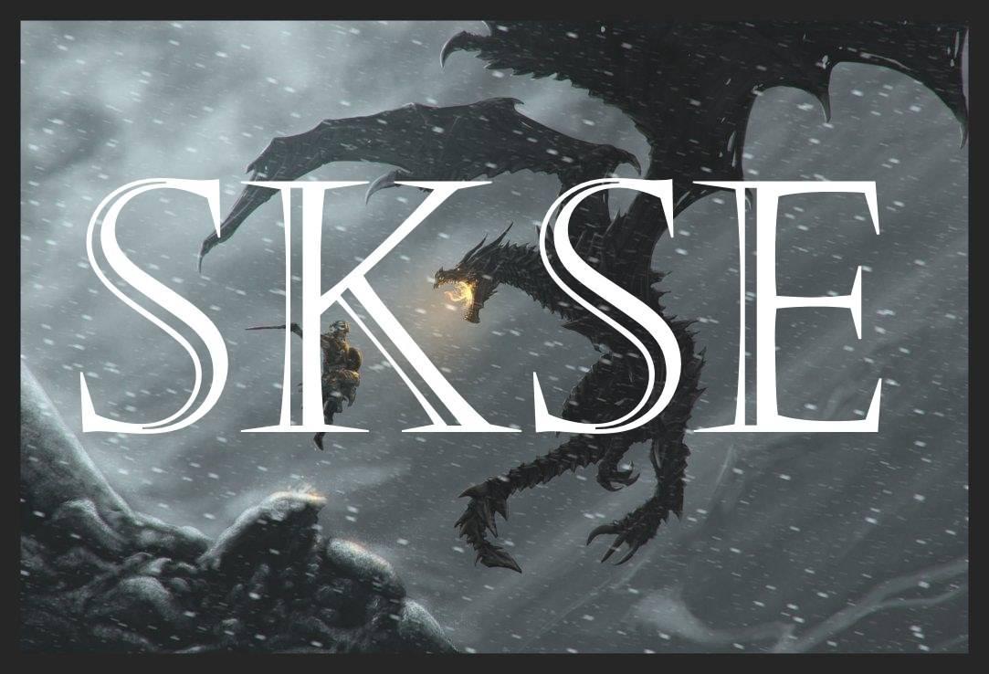 SKSE - Skyrim Script Extender 1.07.03