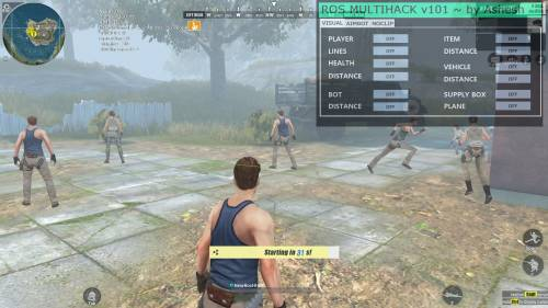 Rules of Survival - UltraHack v2 [15.02.18]