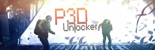 P3DUnlocker 1.2 для Payday 2